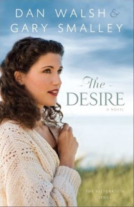 The Desire - Book 3 Cover