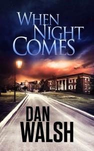 When Night Comes - Cover Final