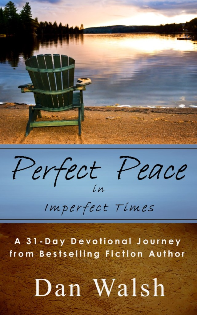 Perfect Peace cover idea