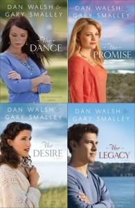 Restoration series - all 4 books