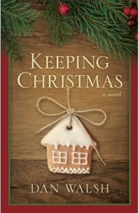 Keeping Christmas cover