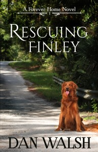 Rescuing Finley Cover