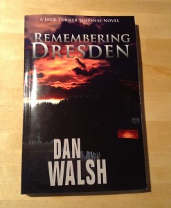 Remembering Dresden - CreateSpace cover problem - May 11