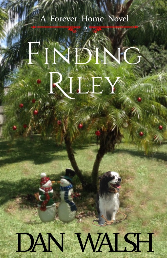 Finding Riley Front Cover Design