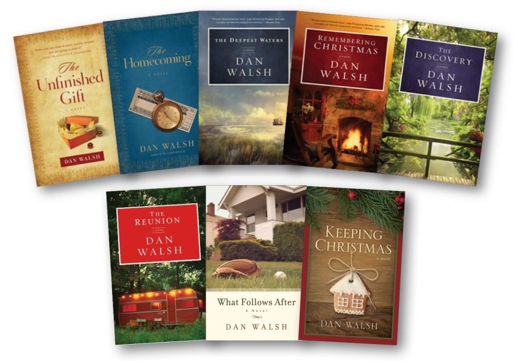 Dan's 8 Revell Novels
