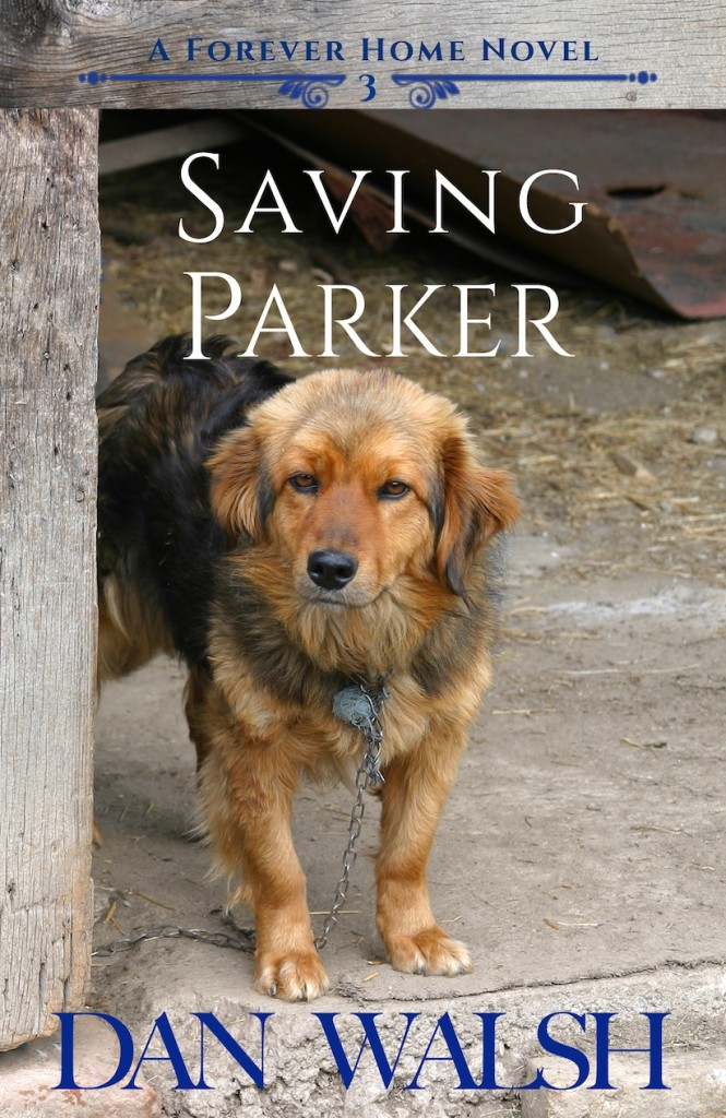 Saving Parker - Cover, smaller